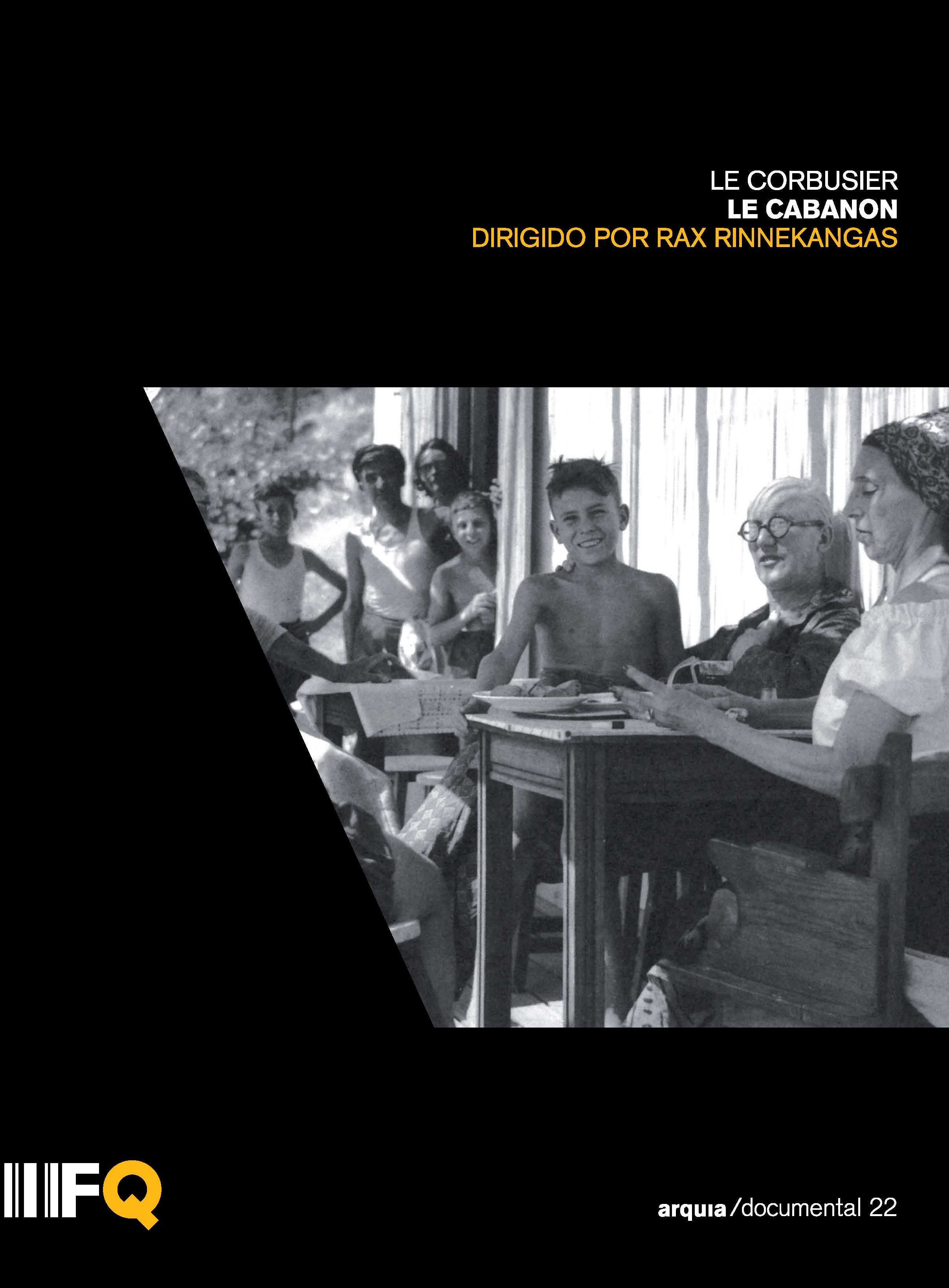 Le Corbusier. Le Cabanon |Arquetipos