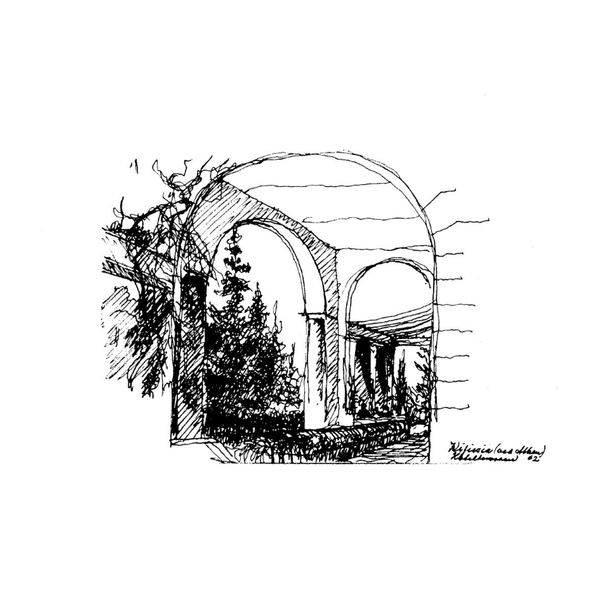 Arne Jacobsen: Dibujos 1958-1965 |Arquetipos