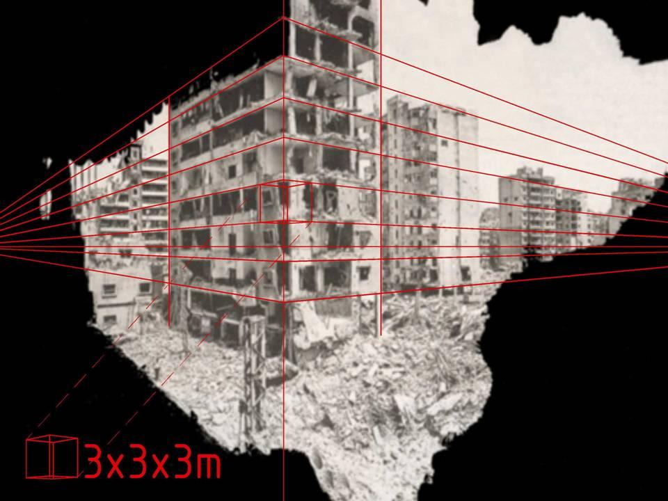 Reconstrucción en el Líbano: Tema Concurso Becas Arquia 2007 |Arquetipos